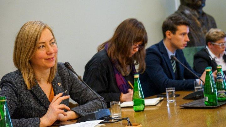 Posiedzenie Parlamentarnego Zespołu ds. Równouprawnienia Społeczności LGBT+ - zdjęcie: 11/13