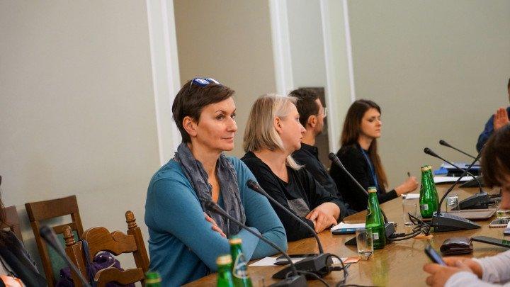 Posiedzenie Parlamentarnego Zespołu ds. Równouprawnienia Społeczności LGBT+ - zdjęcie: 13/13