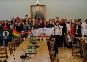 Posiedzenie Parlamentarnego Zespołu ds. Równouprawnienia Społeczności LGBT+