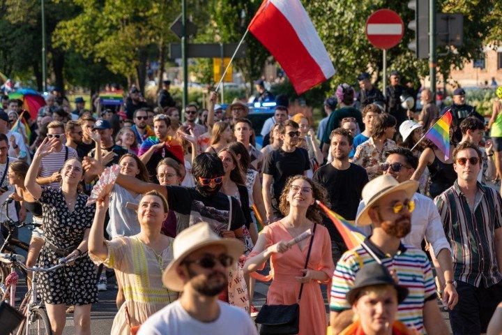 XVII Marsz Równości w Krakowie (2021) - zdjęcie: 9/41