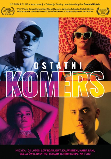 """Ostatni Komers"" na DVD i VOD - zdjęcie: 1/6"
