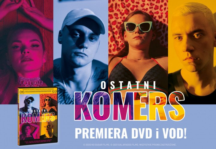 """Ostatni Komers"" na DVD i VOD - zdjęcie: 6/6"