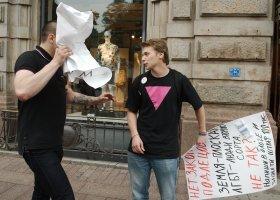 Homoseksualiści w Rosji