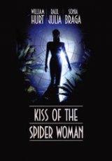 Pocałunek kobiety pająka